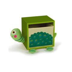 Boîte de rangement tortue