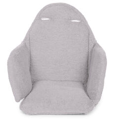 Evolu stoelkussen tricot - Grijs