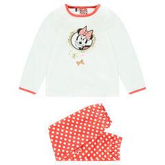Pyjama en velours Disney Minnie