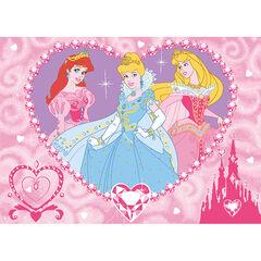Vloerkleed princess 95x133 cm - Jewels