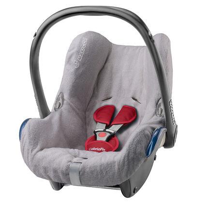 Zomerhoes voor autostoel - Cool Grey
