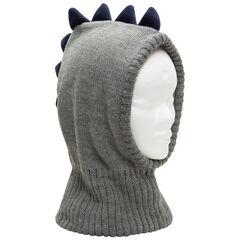 Cagoule fantaisie en tricot