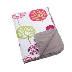 Couverture Dream 75 x 100 cm coton – Tree berry