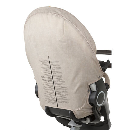 Stroller Zitting Textile Kit - Beige