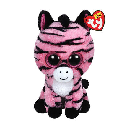 Knuffel small 1e lftd Zoey de Zebra