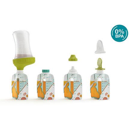 Starter Kit Foodii met herbruikbare zakjes