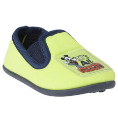 Chaussons bas Disney patch Mickey
