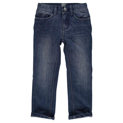 Jeansbroek sierstiksel