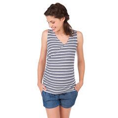 Zwangerschaps- en borstvoedingstanktop