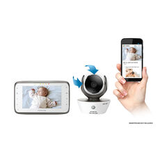 HD Wifi Babyphone Camera LCD Scherm 3.4