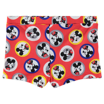 """Zwemshort van Disney met Mickey print """"all-over"""""""