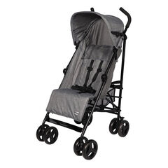 Poussette canne inclinable GoGo - Gris
