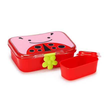Kit Lunch Box Zoo - Ladybug
