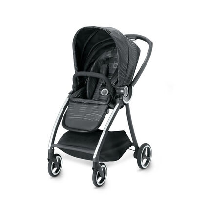 Wandelwagen Maris plus - Lux black