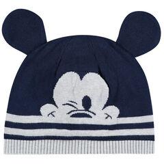 Bonne en tricot avec oreilles de Mickey Disney