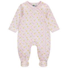 """Pyjama van biokatoen met Smiley-print """"all-over"""""""