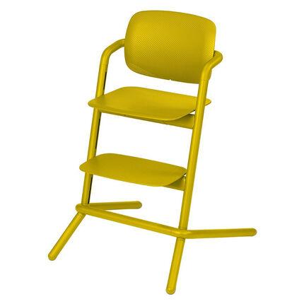Kinderstoel LEMO - Canary Yellow