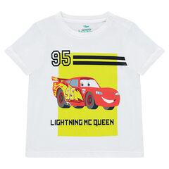 T-shirt met korte mouwen uit jerseystof met print van Cars van Disney/Pixar®