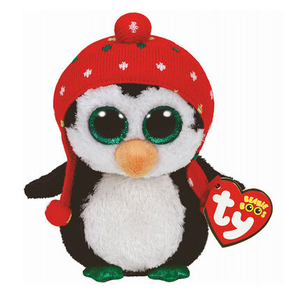 Beanie boo's medium Freeze Pingouin