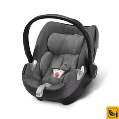 Autostoel Aton Q Plus i-Size groep 0+ - Manhattan Grey