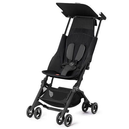 Buggy Pockit Plus - Monument Black