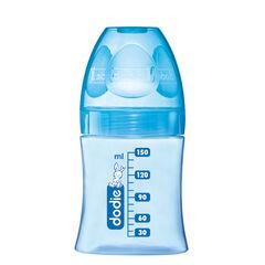 Zuigfles Inititiation+ 150 ml - Blauw