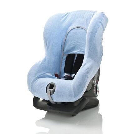 Housse d'été pour siège auto First Class Plus - Bleu
