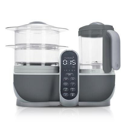 Keukenrobot Nutribaby+ - Industrial Grey