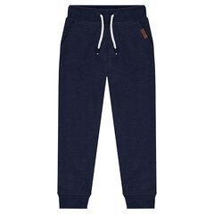 Pantalon de jogging en molleton uni