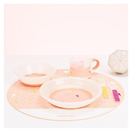 Estset anti slip - Peach