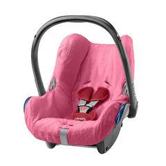 Zomerhoes voor autostoel - Pink