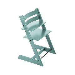 Chaise haute Tripp Trapp - Bleu Aqua