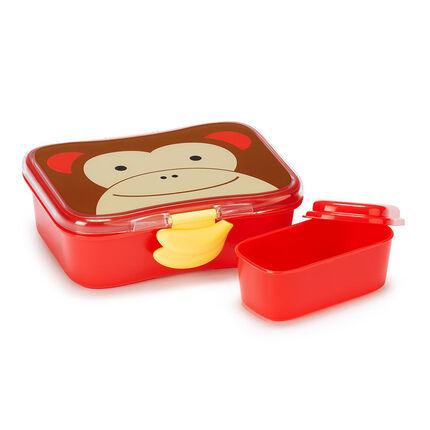 Kit Lunch Box Zoo - Monkey