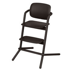 Chaise haute évolutive Lemo - Infinity Black
