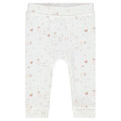 "Onderbroek met ©Smiley Baby print ""all-over"""