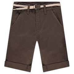 c7ff758456c5c Bermudas, shorts garçon 2 à 14 ans - vente en ligne - Orchestra