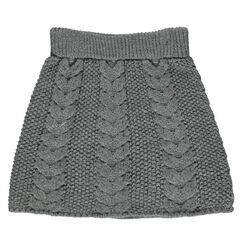 Rok in tricot