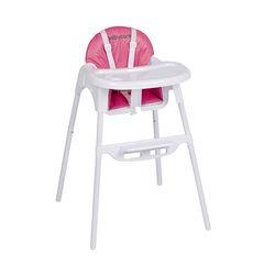 Coussin pour chaise haute Capucine - Rose