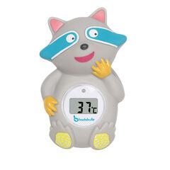 Thermomètre de bain - Raton laveur , Badabulle