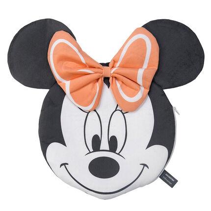 Set coussin de rangement + couverture Disney Minnie