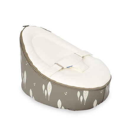 Seat Transat pouf - Leaves taupe