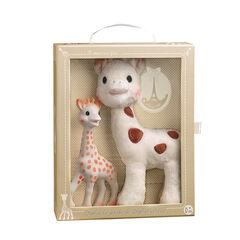 Set van Sophie de Giraf en Sophie Chérie