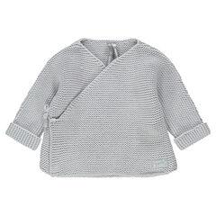 Brassière en tricot