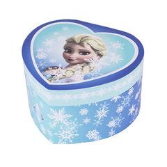 Muziekdoos hart La Reine des Neiges - Frozen