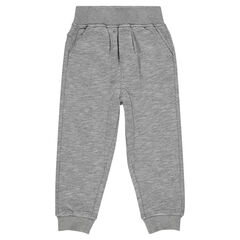 Junior - Pantalon en molleton à poches