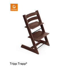 Chaise haute Tripp Trapp - Noyer , Stokke