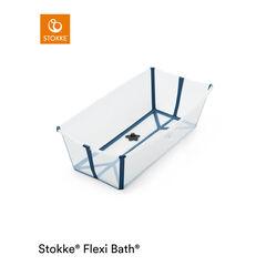 Flexu Bath X-Large Opklapbaar bad - Blauw