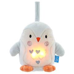 Veilleuse et Bruit blanc - Percy le Pingouin