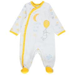 "Pyjama van velours met print van Disney Winnie The Pooh ""all-over"" , Orchestra"