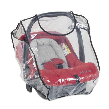 Regenbeschermende hoes voor autostoel gr.0+ - Universele maat